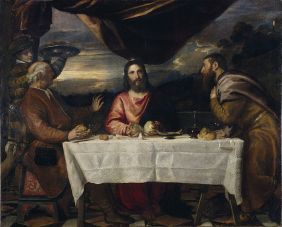 The Supper at Emmaus, Titian